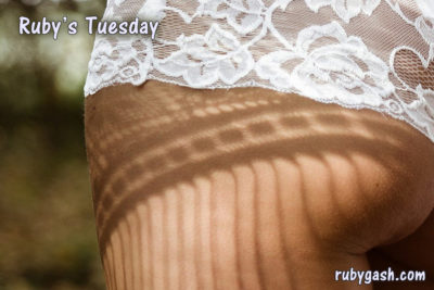 Ruby's Tuesday - Cheeky!