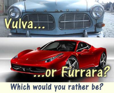 Vulva or Furrara?